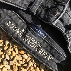 American Eagle Outfitters Jeans - American Eagle 00 black pants